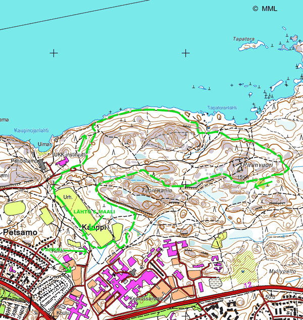 Suolijärven Lenkki